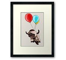 Balloon Appa Framed Print