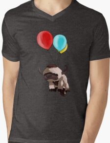 Balloon Appa Mens V-Neck T-Shirt