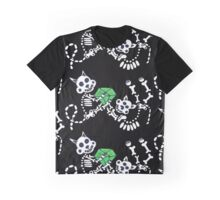cats and dogs and bones Graphic T-Shirt