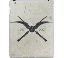 Snitch 1997 - 2007 iPad Case/Skin