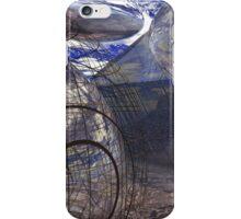 Alien Landscape #2 iPhone Case/Skin