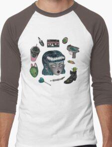 Space Oddity Men's Baseball ¾ T-Shirt