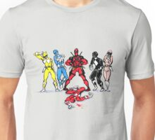The new Power Ranger Unisex T-Shirt