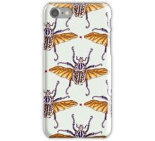 Goliathus attacks iPhone Case/Skin