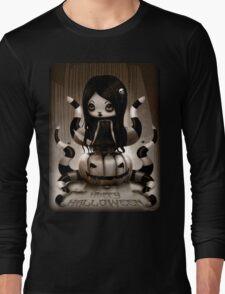 Halloween Doll Long Sleeve T-Shirt