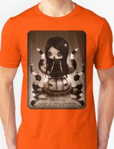 Halloween Doll Unisex T-Shirt