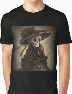 Mother Catrina Graphic T-Shirt