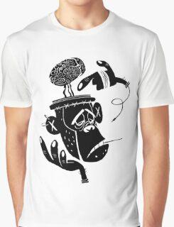 Numb Skull Monkey Graphic T-Shirt