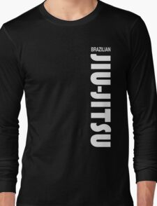 Brazilian Jiu Jitsu (BJJ) Long Sleeve T-Shirt