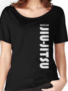Brazilian Jiu Jitsu (BJJ) Women's Relaxed Fit T-Shirt