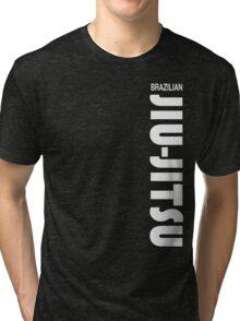 Brazilian Jiu Jitsu (BJJ) Tri-blend T-Shirt
