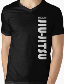 Brazilian Jiu Jitsu (BJJ) Mens V-Neck T-Shirt