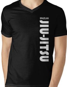 Brazilian Jiu Jitsu (BJJ) Mens V-Neck T-Shirt