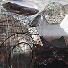 Alien Landscape #3 by Benedikt Amrhein