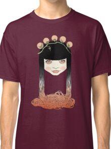 Spaghetti girl Classic T-Shirt