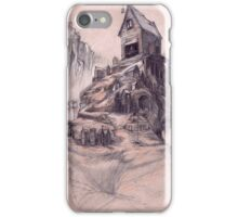 The Casket Maker's Shop  iPhone Case/Skin