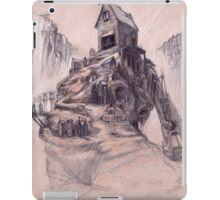 The Casket Maker's Shop  iPad Case/Skin