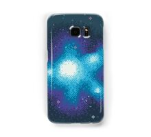 8Bit Galaxies:  Cornflower Nebula Samsung Galaxy Case/Skin