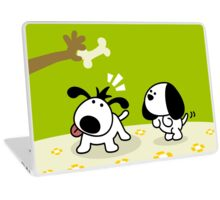 Doggies Laptop Skin