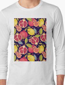 Mysterious tropical garden. Long Sleeve T-Shirt