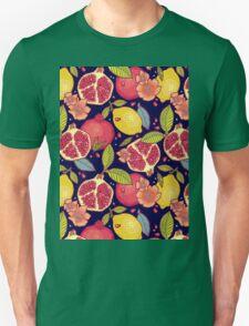 Mysterious tropical garden. T-Shirt