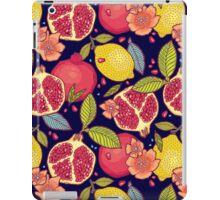 Mysterious tropical garden. iPad Case/Skin