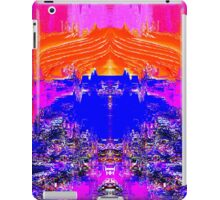 Glitch Pattern 005 iPad Case/Skin