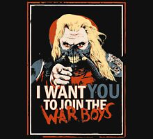 Mad Max join the War Boys Unisex T-Shirt