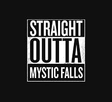 Straight Outta Mystic Falls Unisex T-Shirt