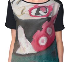 Tentacle Paradise Chiffon Top
