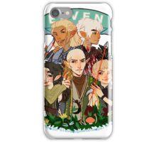 Dragon Age Elves iPhone Case/Skin