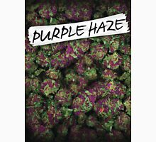 My Kush Weed Purple Haze Cannabis design Floral hemp marijuana Unisex T-Shirt