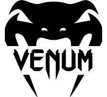 Venum Logo Ufc Photographic Print