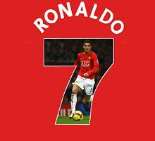 RONALDO Mens V-Neck T-Shirt