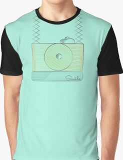 Smile! Graphic T-Shirt