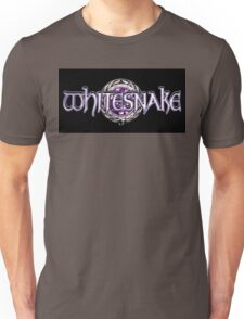 Whitesnake Purple Albums 2016 Unisex T-Shirt