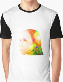 Psychedelic Fairy Child Graphic T-Shirt