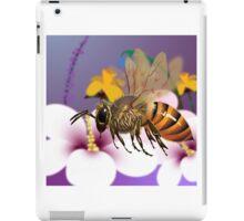 bee mine iPad Case/Skin