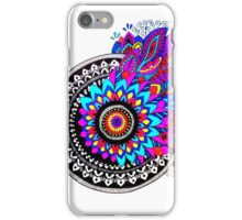Mandala Colour Explosion iPhone Case/Skin