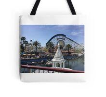 Paradise Pier Shot Tote Bag