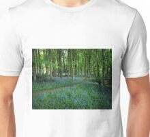 Bluebell Forest, East Sussex T-Shirt