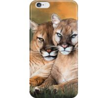 Cougar - Spirit Warrior iPhone Case/Skin