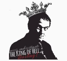 Crowley King of Hell by ctofine