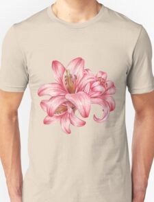 lily flowers_3 Unisex T-Shirt