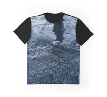 Liquid indentations 1. - photography Graphic T-Shirt