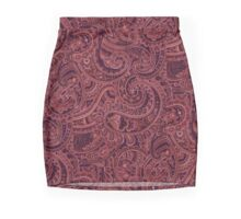 Paisley Pals  Mini Skirt