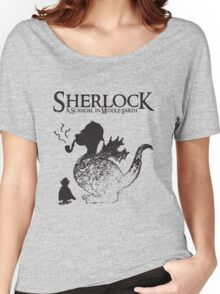 Sherlock: A Scandal in Middle-earth Women's Relaxed Fit T-Shirt