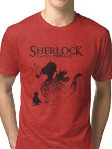 Sherlock: A Scandal in Middle-earth Tri-blend T-Shirt