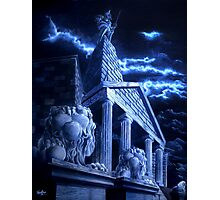 Temple of Hercules in Kassel Photographic Print