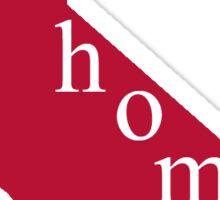 California Home Sticker